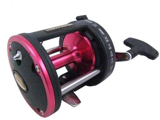 Sambo custom overhead snapper fishing rod reel combo 6 39 6 for Reel fishing game