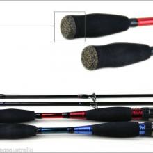 NEW TOPFISHER 210 FISHING SPINNING ROD BRAND NEW RETAIL RPICE $149.99 BLUE/RED FREE SHIPPING AUSTRALIA ONLY